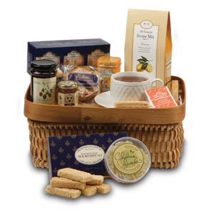 Afternoon Tea Gourmet Gift Basket