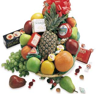 The Favorite Gourmet Fruit Tray