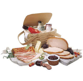 The New England Holiday Basket