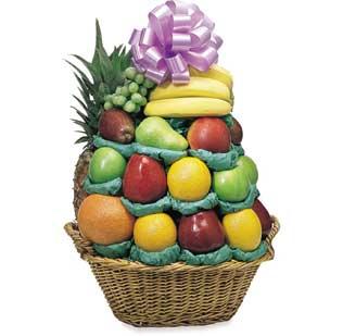 Fruit Baskets For Christmas