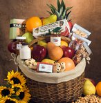 One to Remember Gourmet Fruit Basket