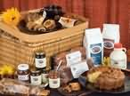 Breakfast in Bed Deluxe Gourmet Basket