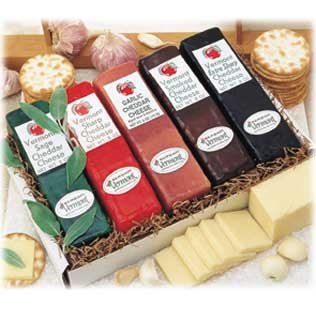 Vermont Cheddar Cheese 5-Bar Pack