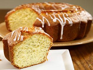 Lemon Burst Coffee Cake